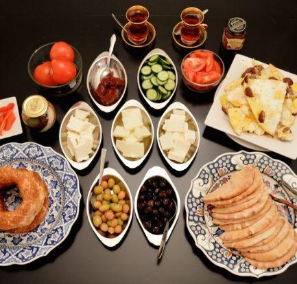 Esendemir Sisters Turkish Breakfast