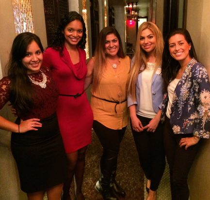 Esendemir Sisters with Be Moxie Founders