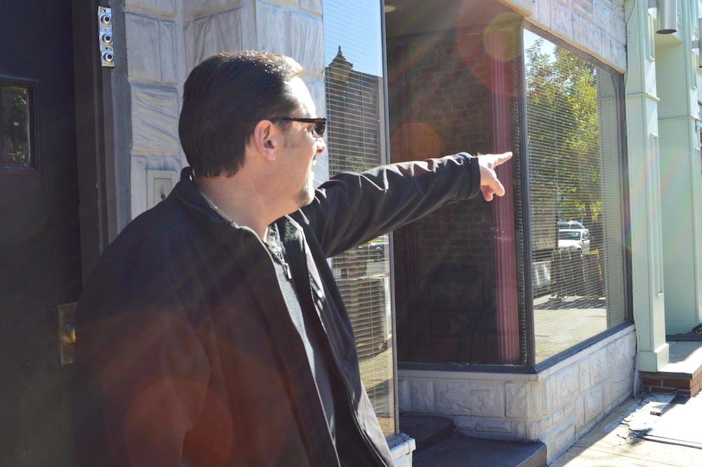 EVI Inc installing Flatbread Grill Hoboken NJ Hood System