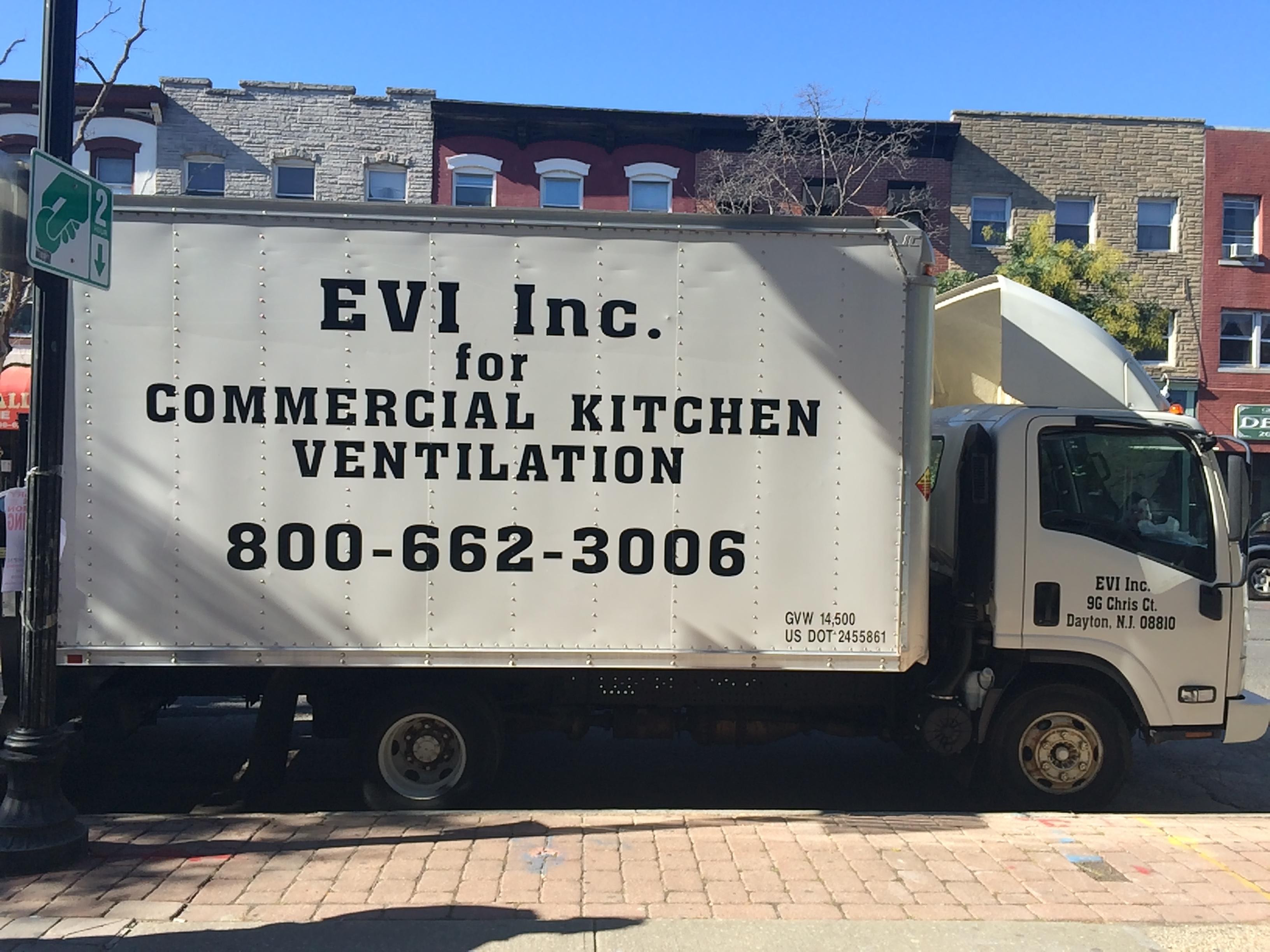 EVI Inc. Installs Flatbread Grill Hoboken NJ Hood