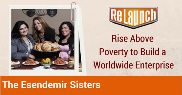 The Esendemir Sisters on ReLaunch Show