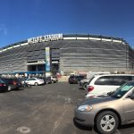 Monster Energy Supercross Live at Metlife Stadium in New Jersey