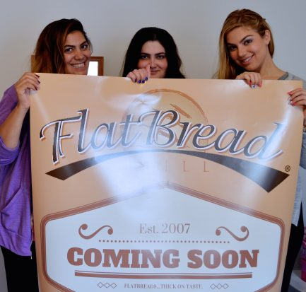Coming Soon: Flatbread Grill