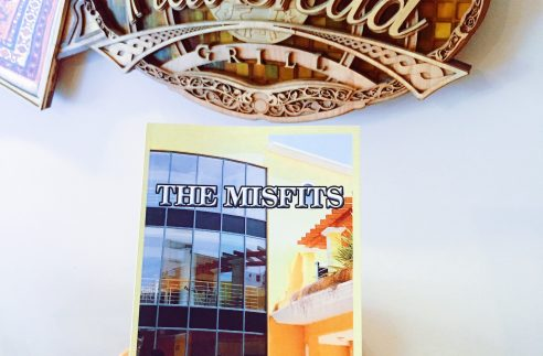 The Misfits by Adra Young